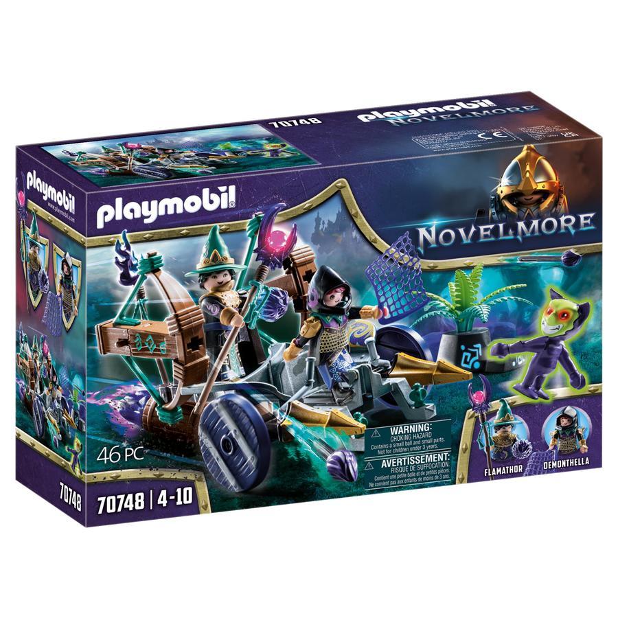 PLAYMOBIL  Novelmore Violet Vale - Demonen Vangwagen 70748