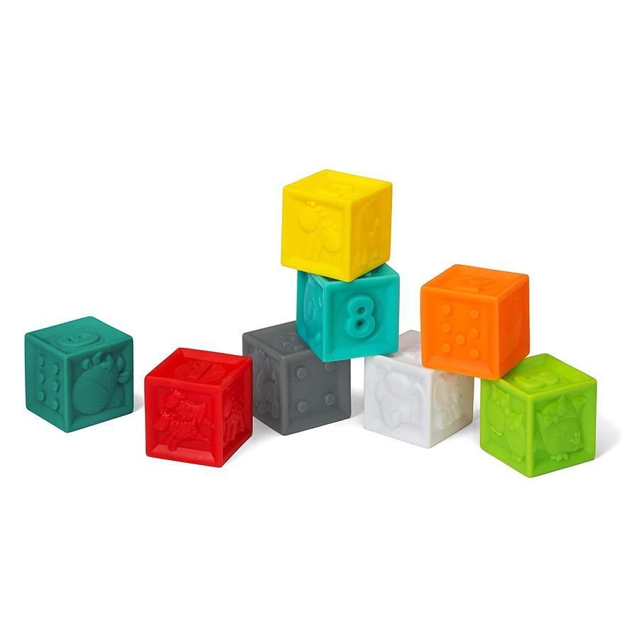 Infantino Weiche Bauklötze-Set