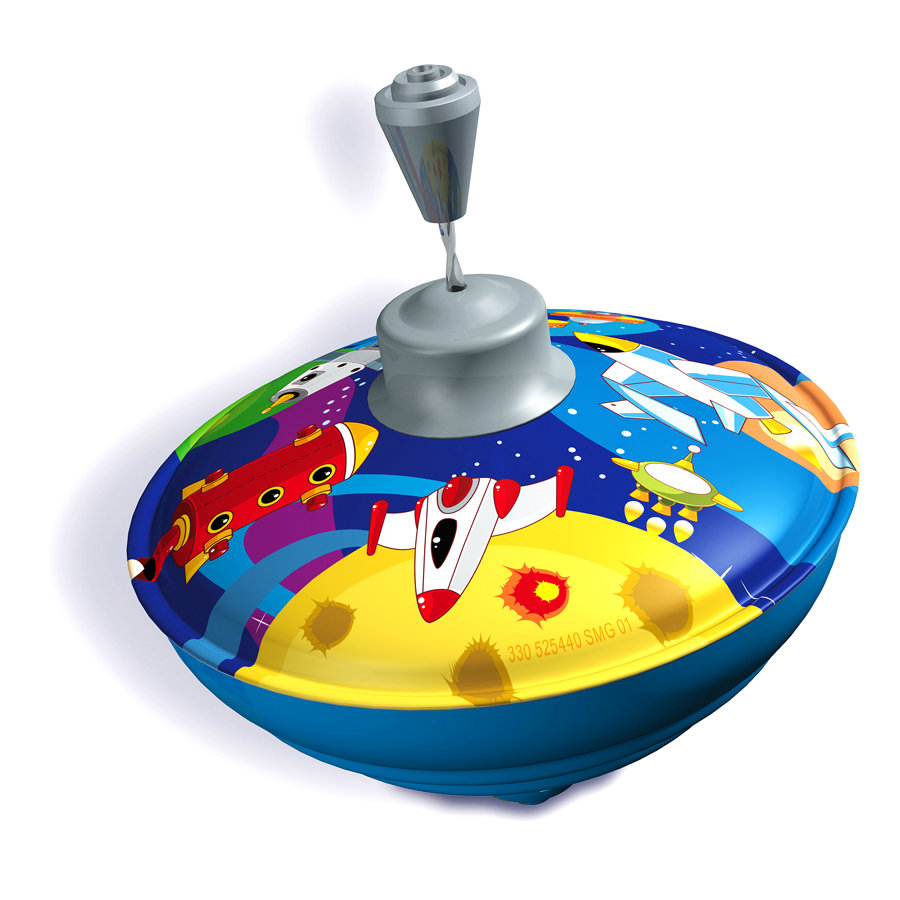 SMG BOLZ hračka - vesmírná loď 13 cm
