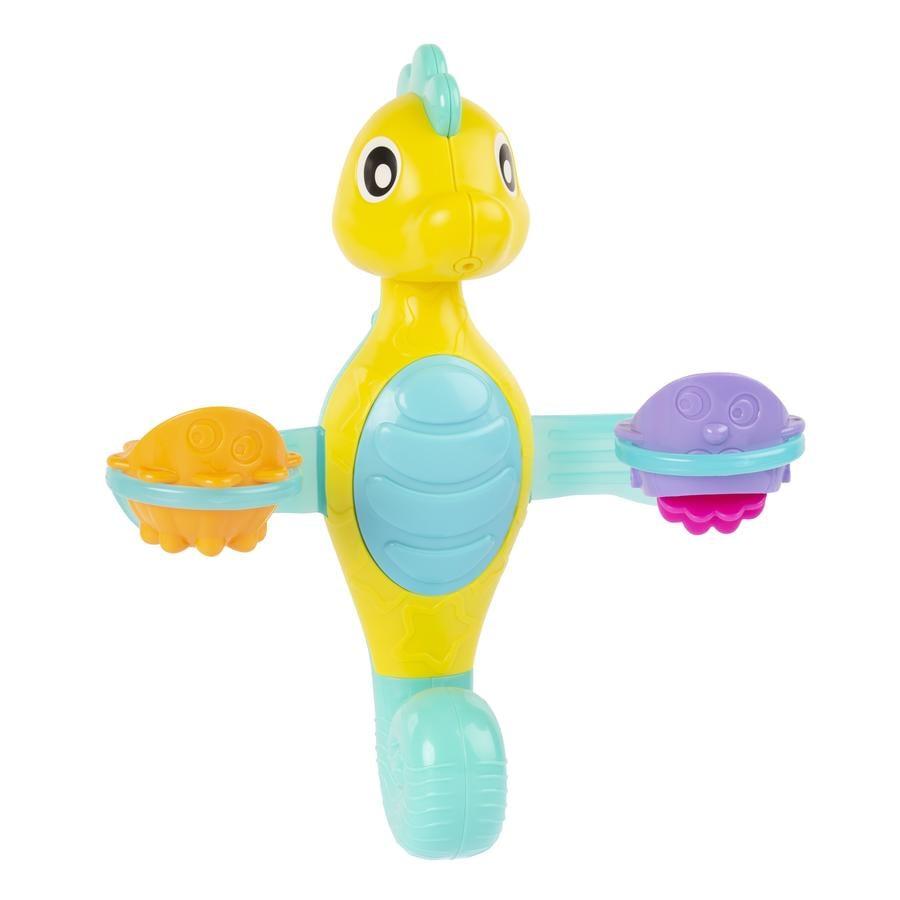 playgro Badespielzeug Wasserspritzendes Seepferdchen