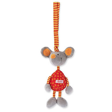 SIGIKID Clip Mouse with vibrating rattle