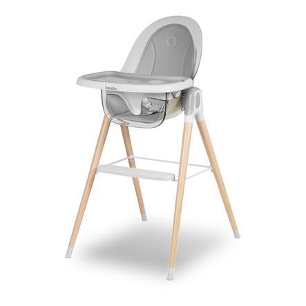 lionelo Vysoká židle Maya White