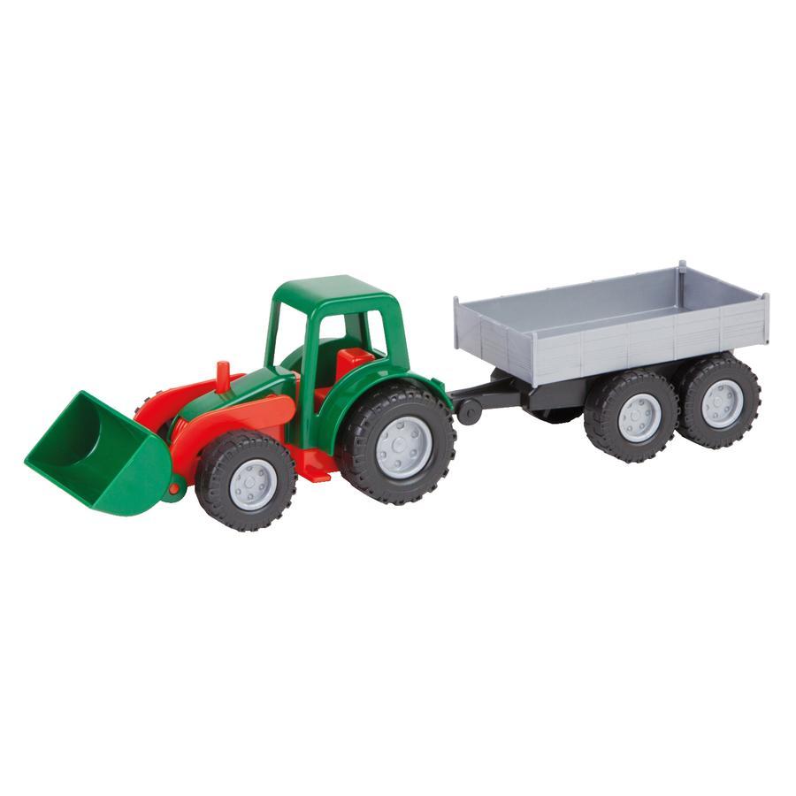 LENA® Mini Compact - Traktor mit Hänger