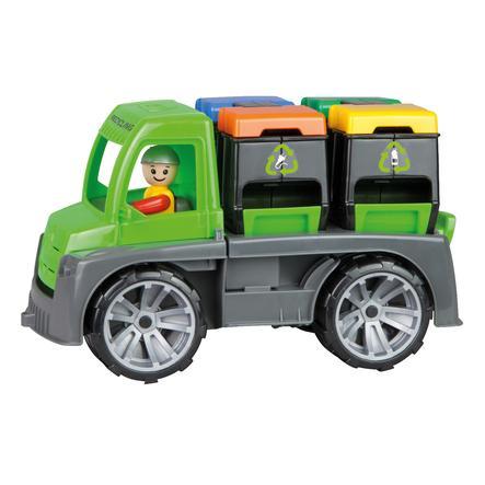 LENA® Camion poubelle enfant TRUXX