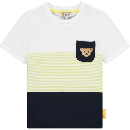 Steiff T-skjorte bright hvit
