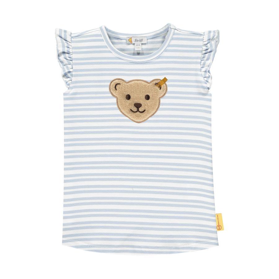 Steiff T-shirt b löpare a blå