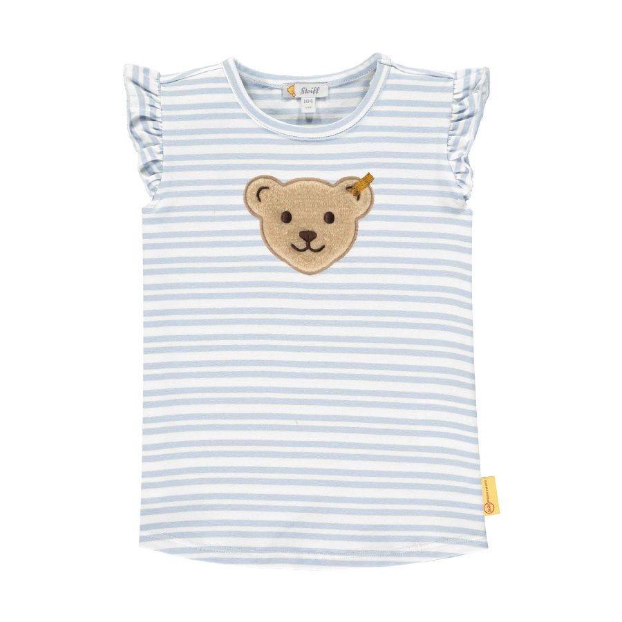 Steiff T-Shirt b runner a blue