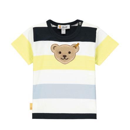 Steiff T-Shirt navy