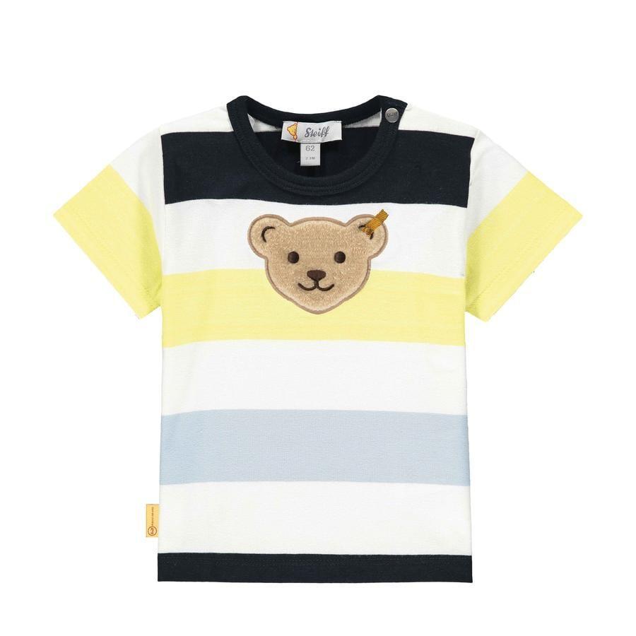 Steiff T-shirt marinblå