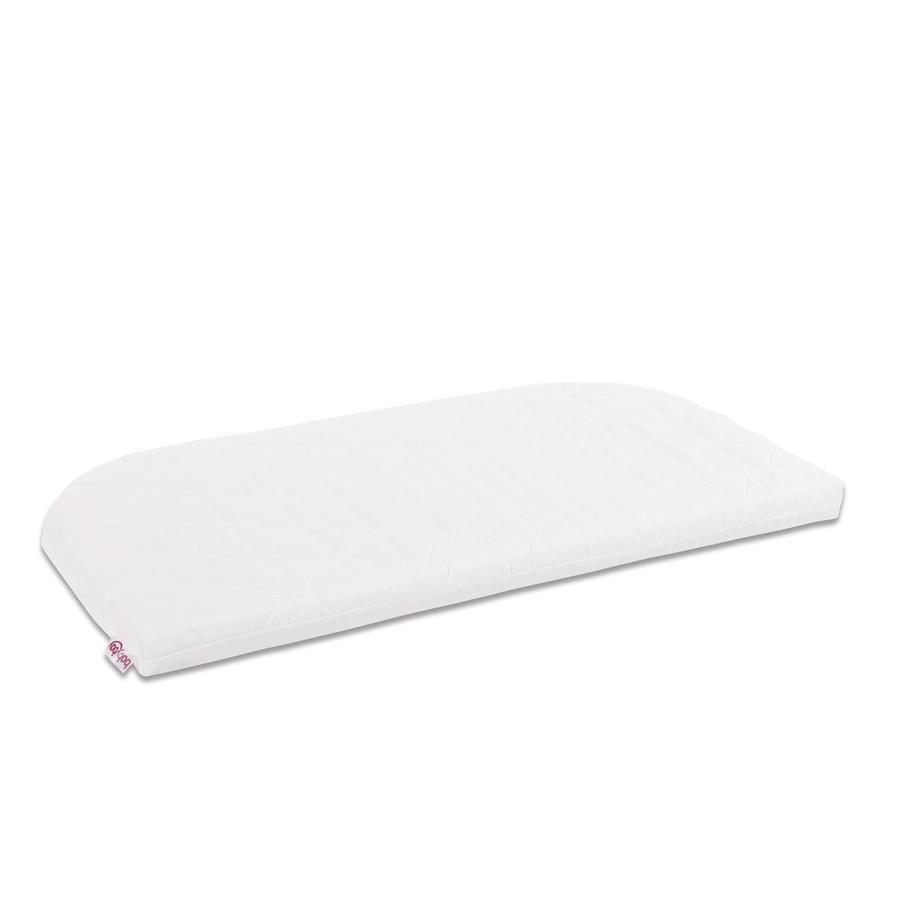 babybay® Housse de remplacement pour lit cododo Original Premium Classic Cotton Soft blanc 81x41 cm