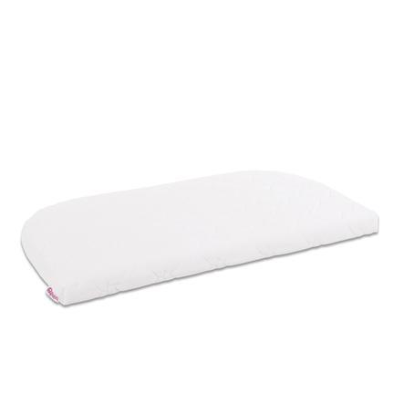 babybay® Housse de remplacement pour lit cododo Original Premium KlimaWave® blanc 81x41 cm