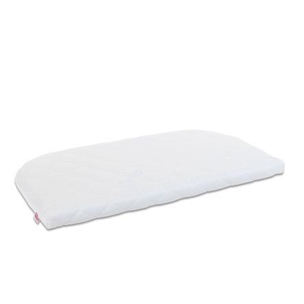 babybay® Housse de remplacement pour lit cododo Original MedicottWave® Premium blanc 81x41 cm