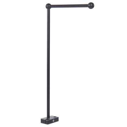 babybay ® Soporte móvil apto para todos los modelos con barras redondas lacado gris pizarra