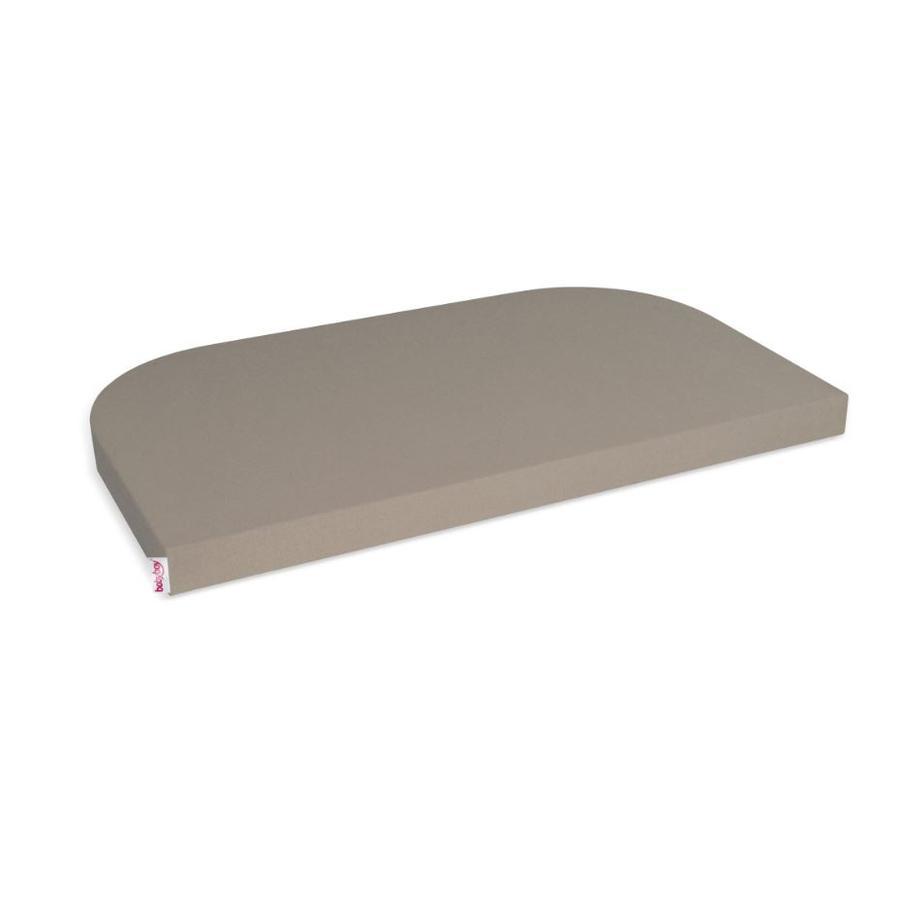 babybay ® Jersey foglio montato Deluxe adatto per il lato estensione modello Original , Maxi, Midi e Boxspring, torrone