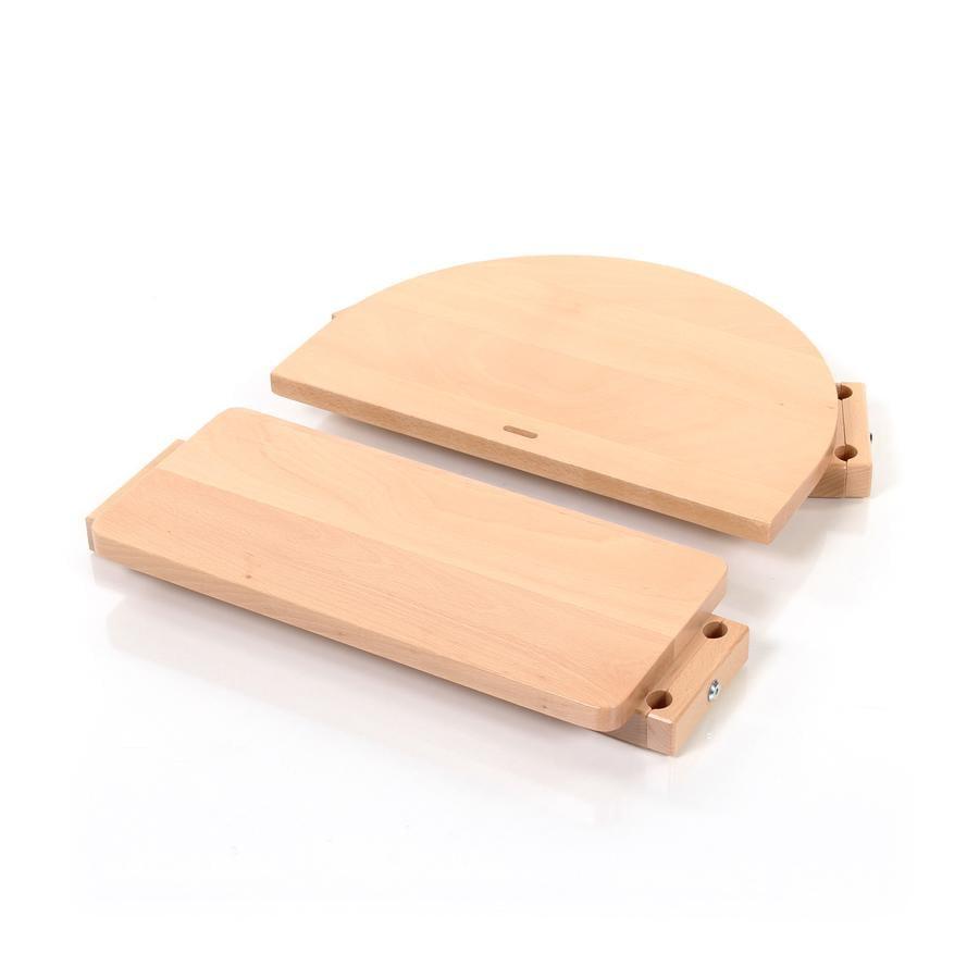 babybay ® Barnstolskonverteringssats för modell Original , Maxi, Comfort och Comfort Plus, naturlig finish