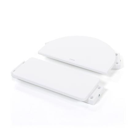 babybay® Kinderstuhlumrüstsatz passend für Modell Original, Maxi, Comfort und Comfort Plus, weiß lackiert