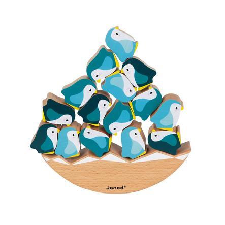 Janod-WWF® Geschicklichkeitsspiel Pinguin