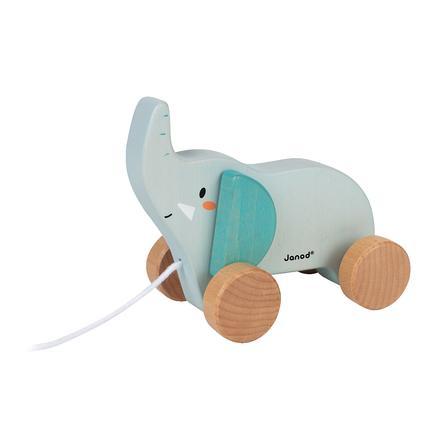 """Janod-WWF® Nachziehtier """"Elephant"""""""