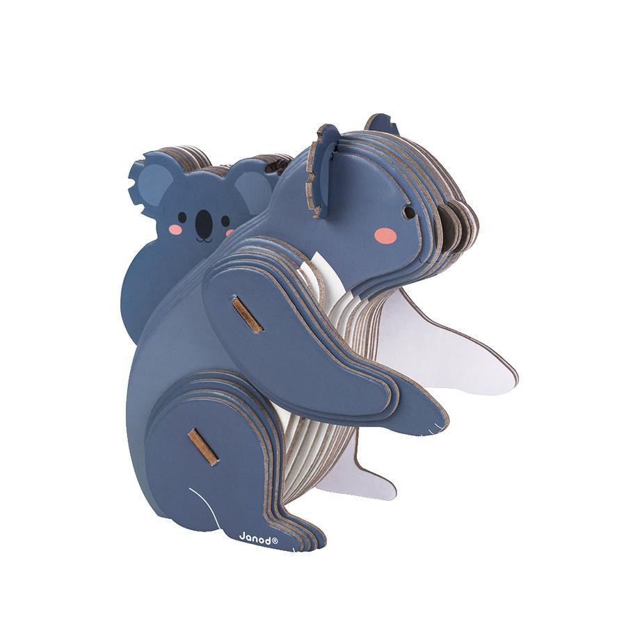 "Janod-WWF® Puzzle 3D ""Koala"""