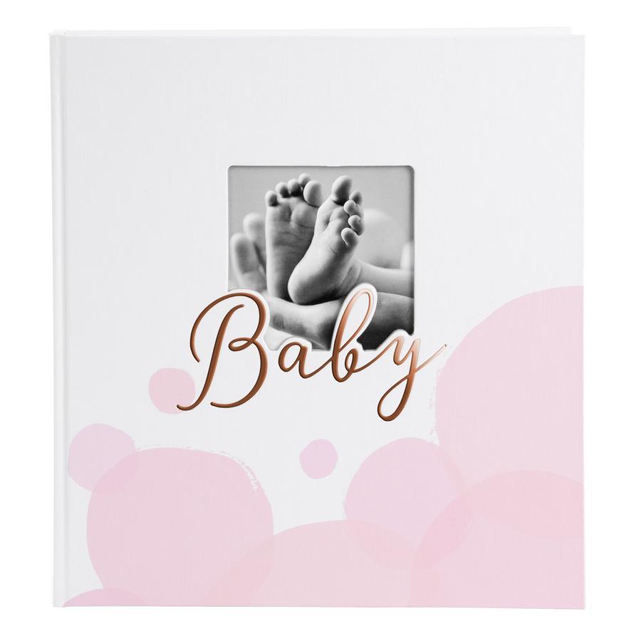 goldbuch Babyalbum - Babyboble s Rosa