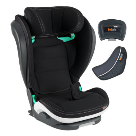 BeSafe Siège auto iZi Flex FIX i-Size Premium Car Interior Black