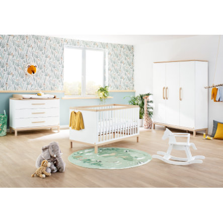 Pinolino Kinderzimmer Light breit 3-türig
