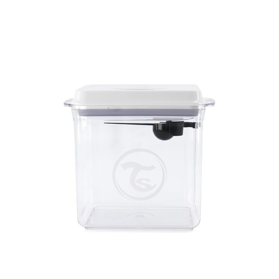 TWISTSHAKE Behälter für Milchpulver in weiß