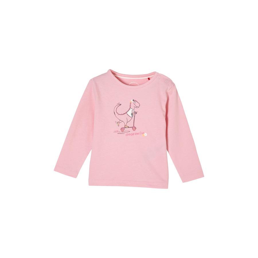 s. Oliver Langermet skjorte lilla / rosa