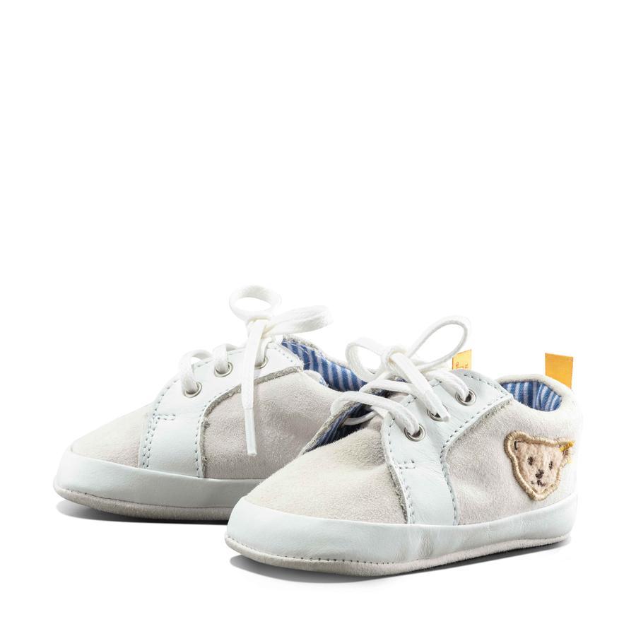 Steiff Steiff Sneaker Trampili Bright White