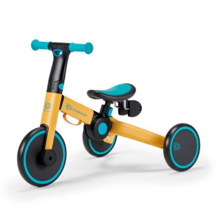 Kinderkraft Tricycle 4TRIKE, primrose yellow
