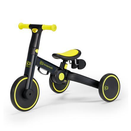 Kinderkraft Tricycle draisienne enfant 4TRIKE, black volt