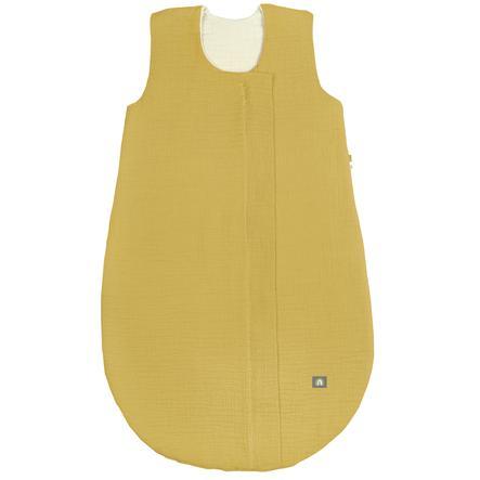 odenwälder Gigoteuse bébé été mousseline mustard 70-90 cm TOG 0.5