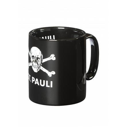 St. Pauli Tasse Totenkopf