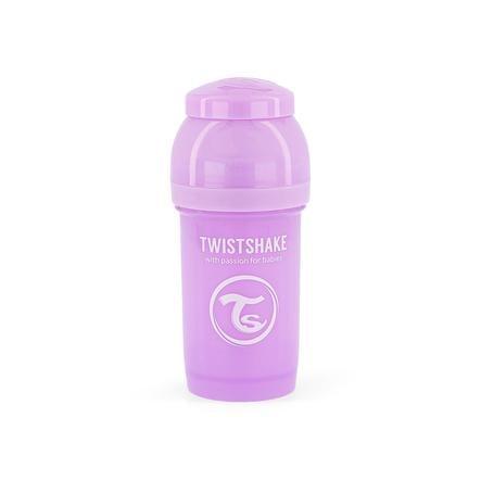TWISTSHAKE Babyflasche Anti-Kolik 180 ml in pastell lila