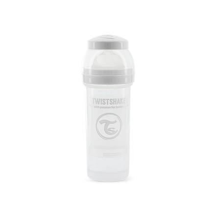 TWISTSHAKE Babyflasche Anti-Kolik 260 ml in weiß