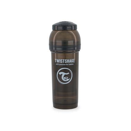 TWISTSHAKE Babyflasche Anti-Kolik 260 ml in schwarz