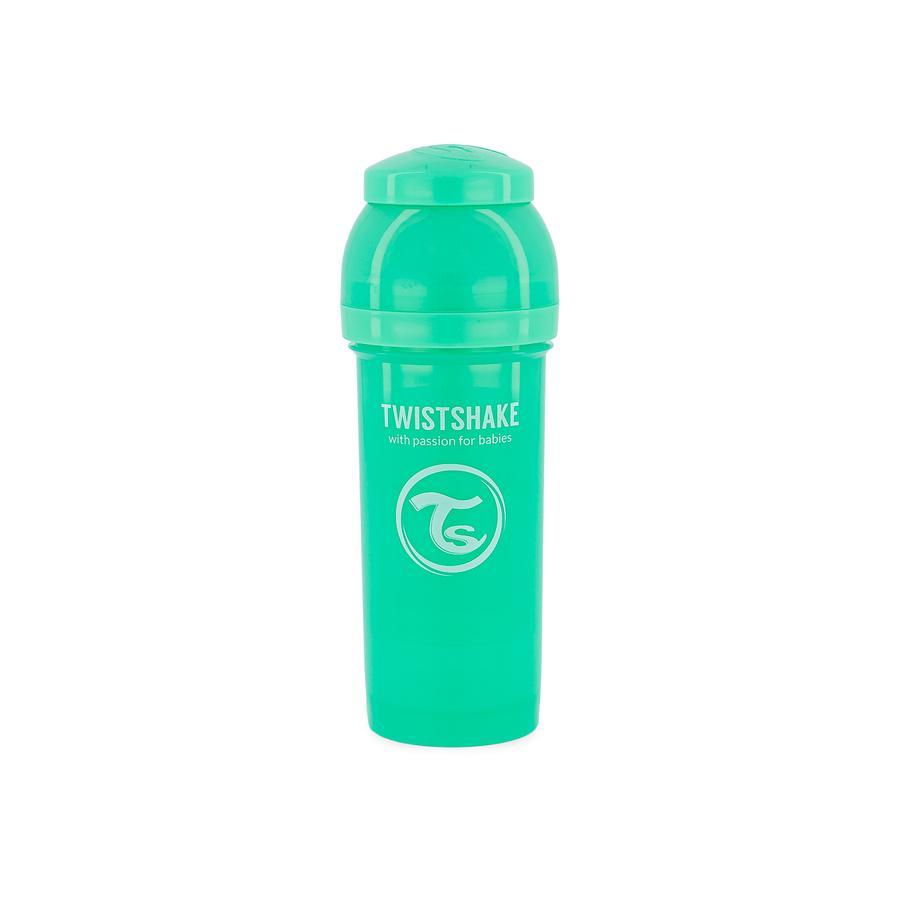 TWISTSHAKE Babyflasche Anti-Kolik 260 ml in pastell grün