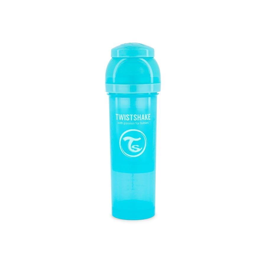 TWISTSHAKE Babyflasche Anti-Kolik 330 ml in pastell blau