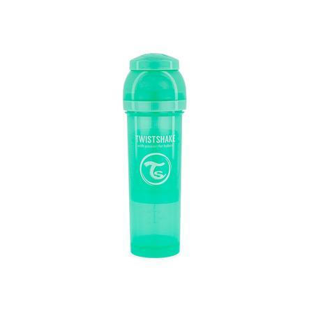 TWISTSHAKE Babyflasche Anti-Kolik 330 ml in pastell grün