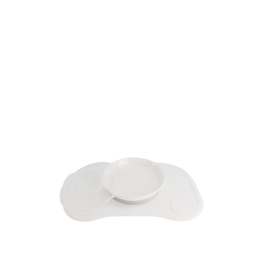TWISTSHAKE Assiette enfant à clipser 6 m+ blanc