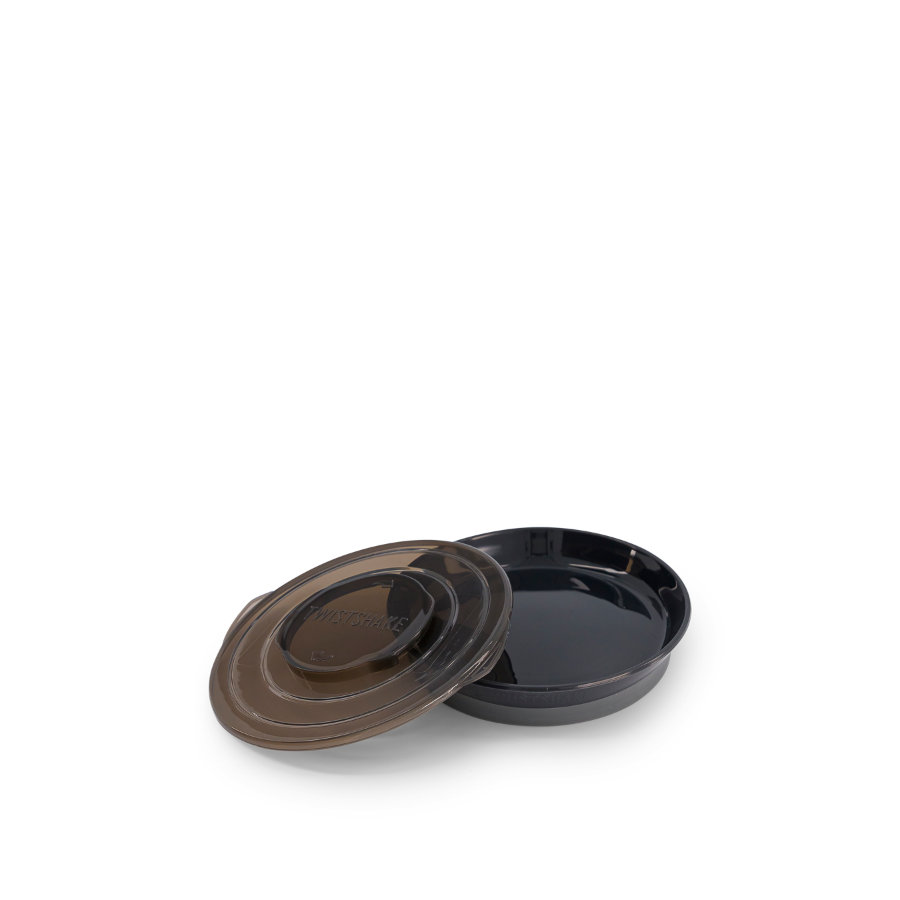 TWISTSHAKE mit einer Unterteilung ab dem 6. Monat in schwarz