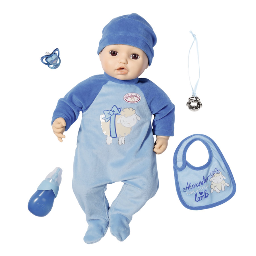 Zapf Creation Baby Annabell® Alexander 43 cm