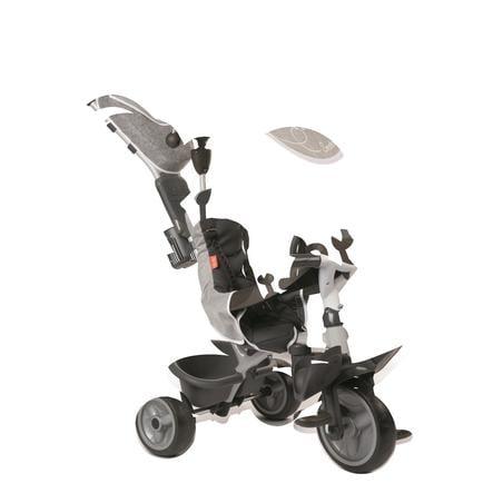 Smoby Tricycle évolutif enfant Driver confort Titan noir