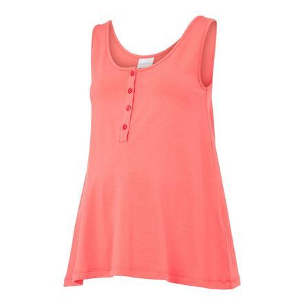 mama;licious Kojící košile MLELNORA LIA Sugar Coral