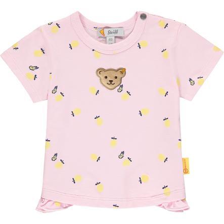 Steiff Koszulka różowa dama