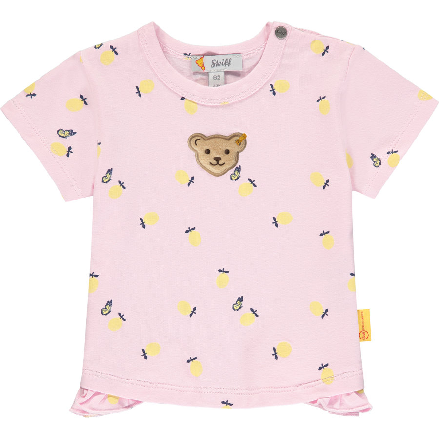 Steiff T-Shirt pink lady
