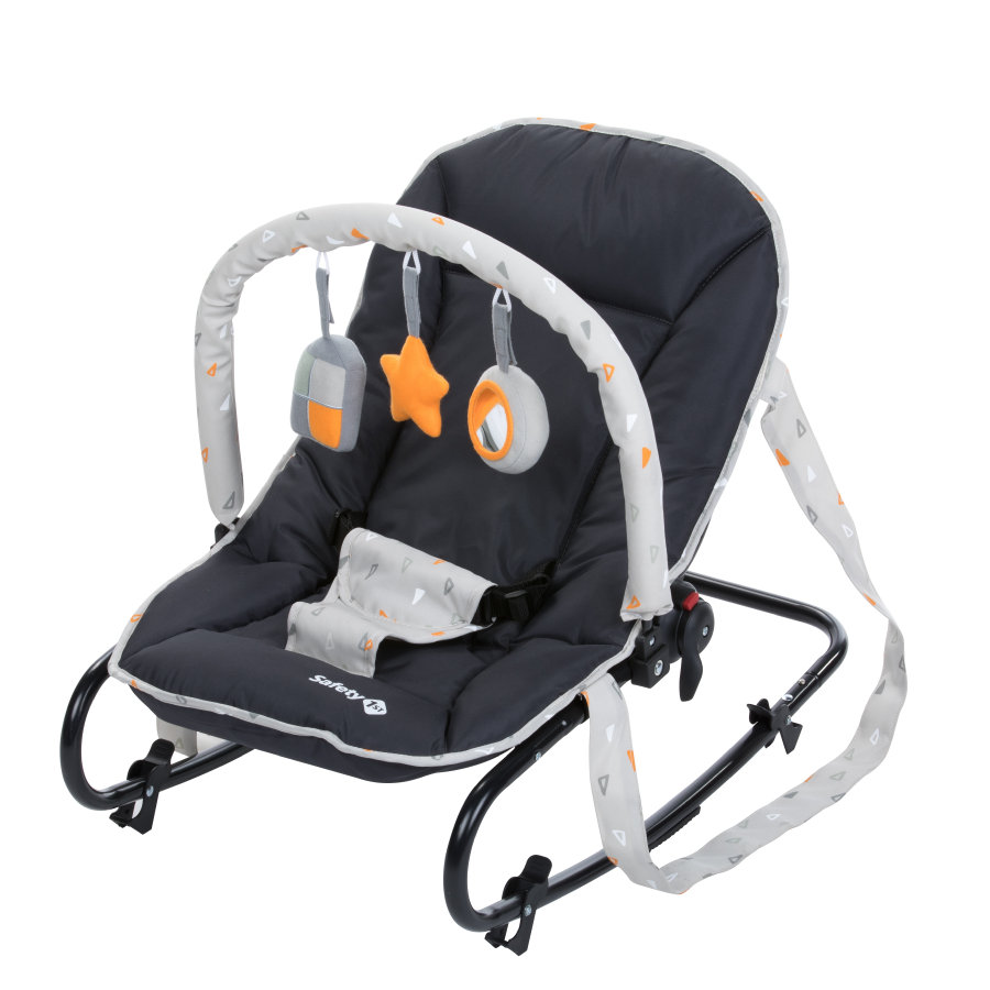 Bezpečnost 1. Baby vyhazovač Koala Warm Grey