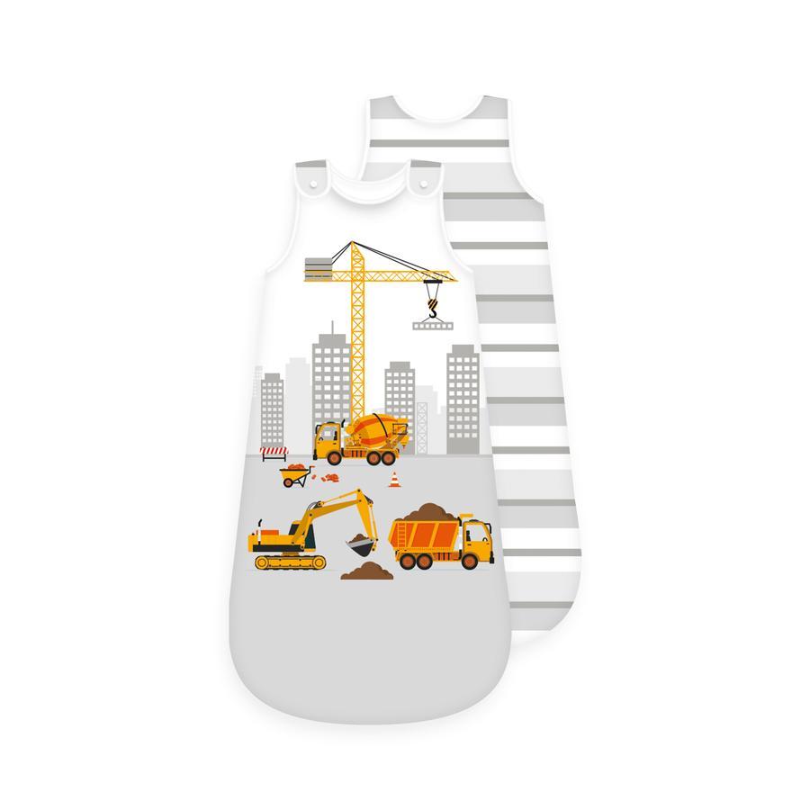 babybest® Premium-Schlafsack Baustelle