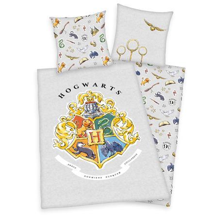 HERDING Sängkläder Harry Potter Hogwarts 135 x 200 cm