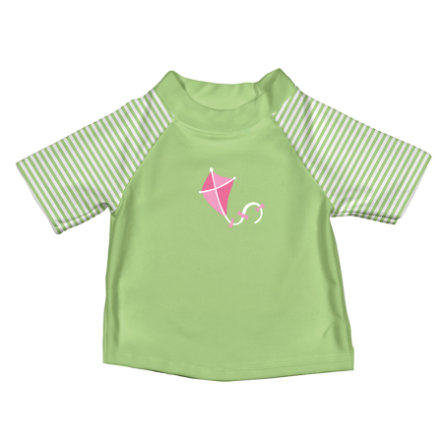 i play.® Girls UV-Shirt RASHGUARD LIME KITE